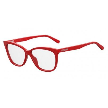 Moschino Love MOL506 C9A   Óculos de Prescrição 859fb03411