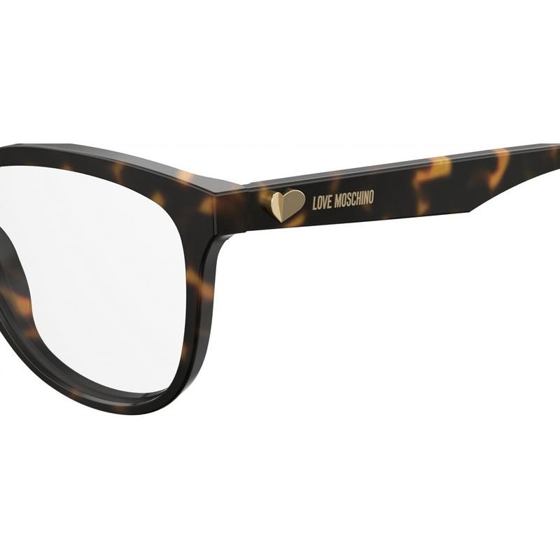 Moschino Love MOL509 086   Óculos de Prescrição 9a94fdbced